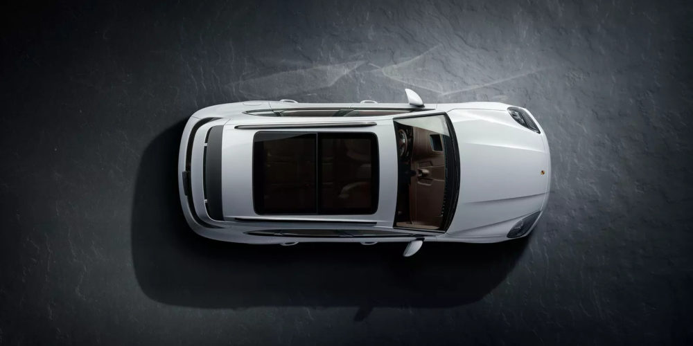 Porsche Cayeene Top