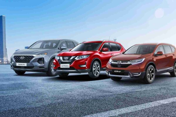 Used Cars - Nissan X-Trail launched in China to shake up fast-growing SU